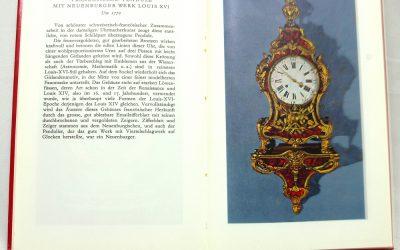Antike Pendulen – J. Otto Scherer