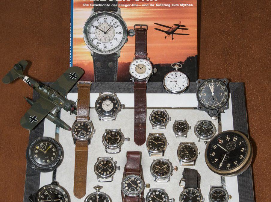 Krása a zajímavosti vojenských a leteckých hodinek